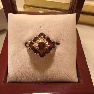 Jewelry - Sterling Garnet